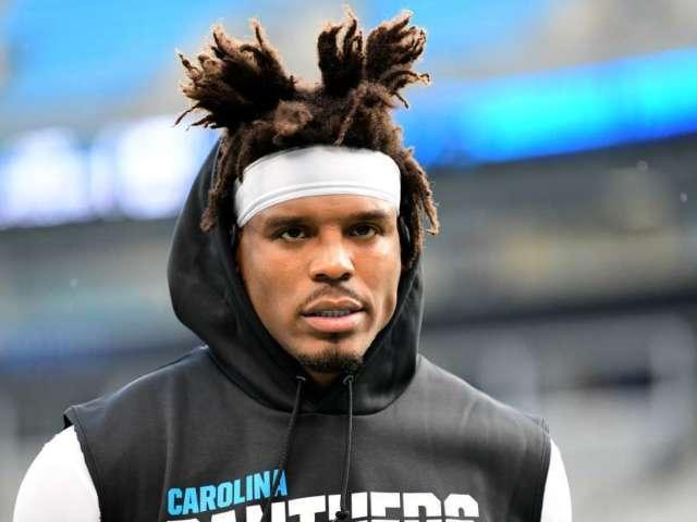 Carolina Panthers Announce Injury Update on QB Cam Newton