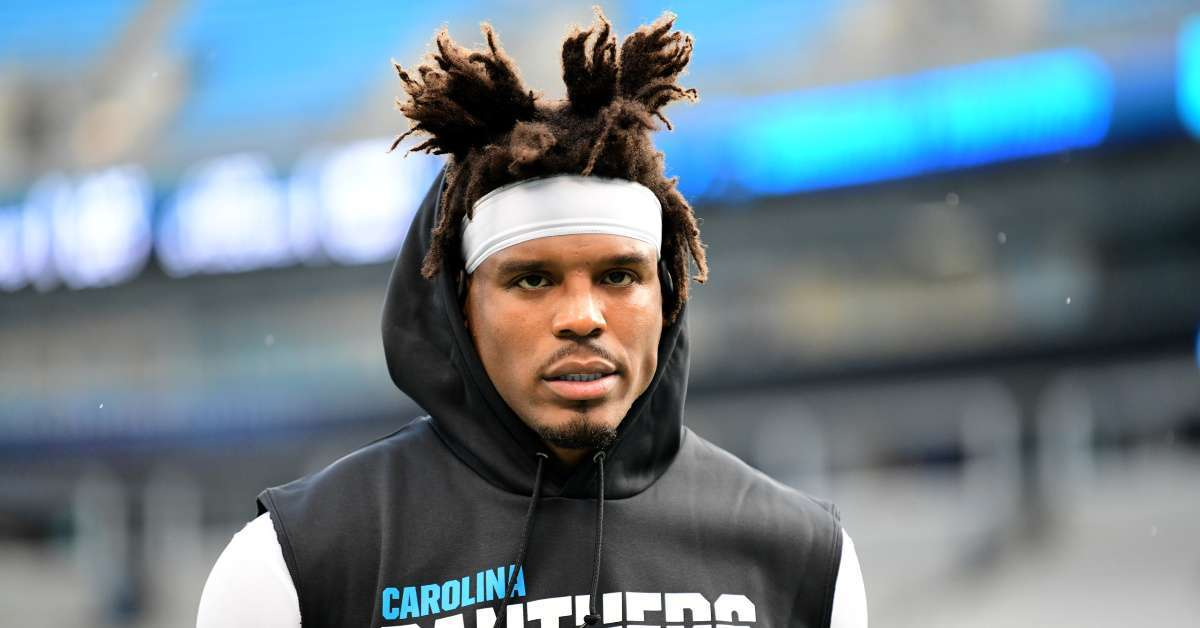 Cam Newton Panthers foot injury update