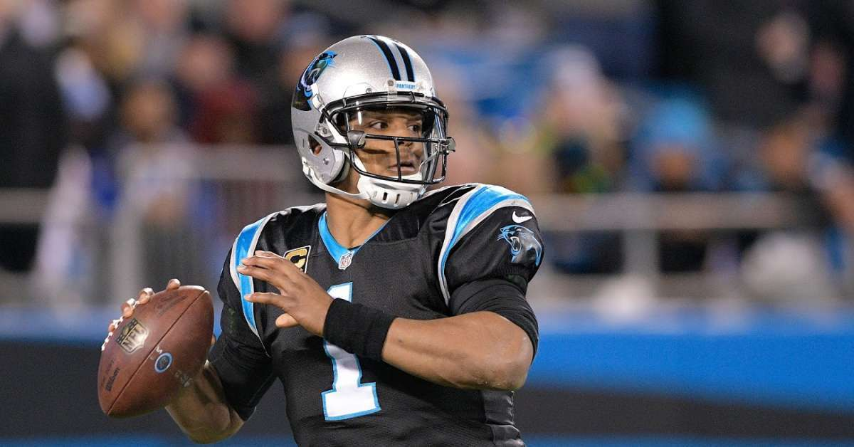 Cam Newton season by season breakdown rise decline