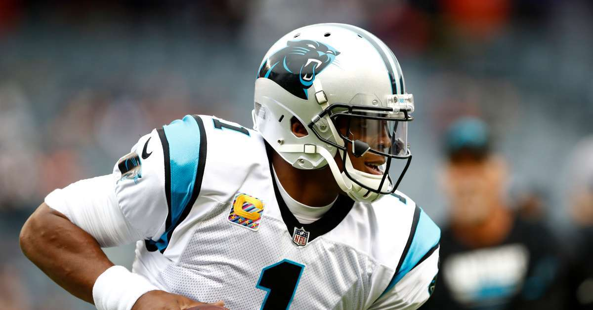 Cam Newton trade Chicago Bears national columnist