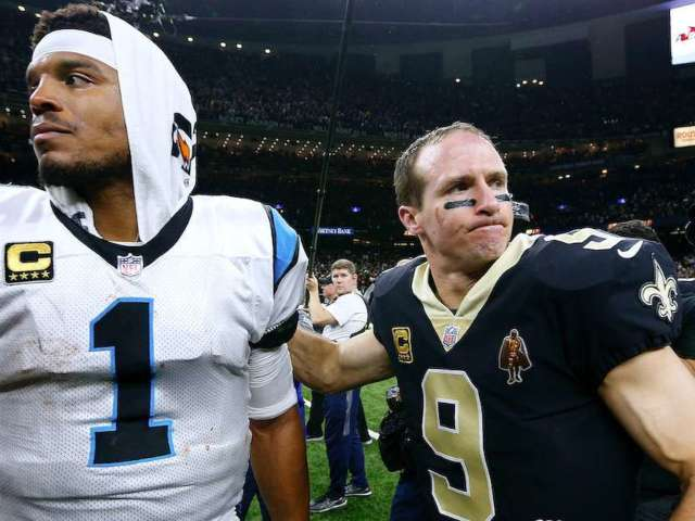 Cam Newton, Drew Brees and 6 Other Major NFL Players Currently out for Injuries