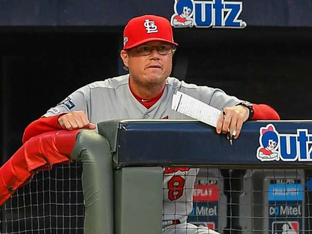 Cardinals Manager Mike Shildt Apologizes for Viral Speech After Playoff Win Against Braves