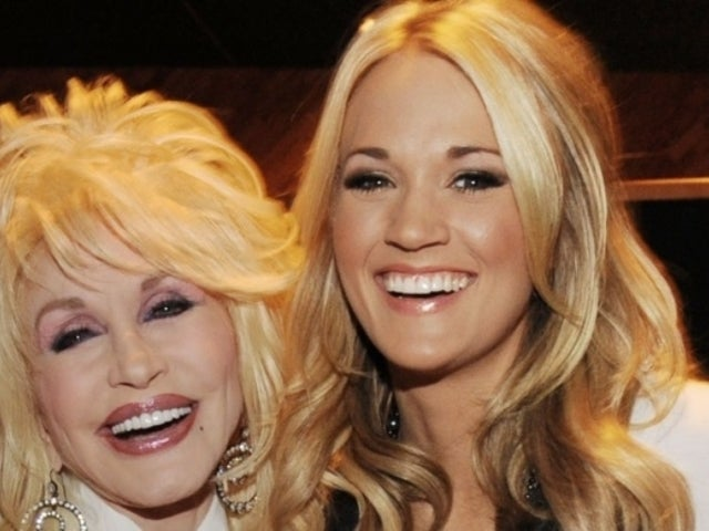 Carrie Underwood Celebrates Dolly Parton With Glowing Photo, and Fans Are Loving It
