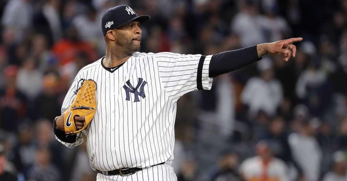 CC Sabathia Yankees announces retirment