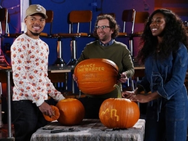 'SNL' Guest Chance the Rapper Is a Pumpkin-Carving Champ in Hilarious Promo