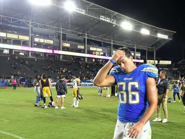 LA Chargers Players Frustrated After Steelers Anthem is Played at Home Stadium