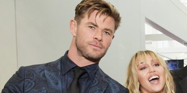 Chris Hemsworth Reportedly Has Words for Miley Cyrus