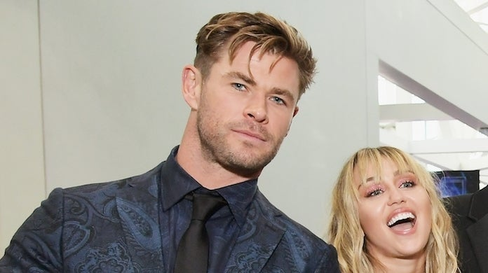 chris-hemsworth-miley-cyrus_getty-Charley Gallay : Stringer