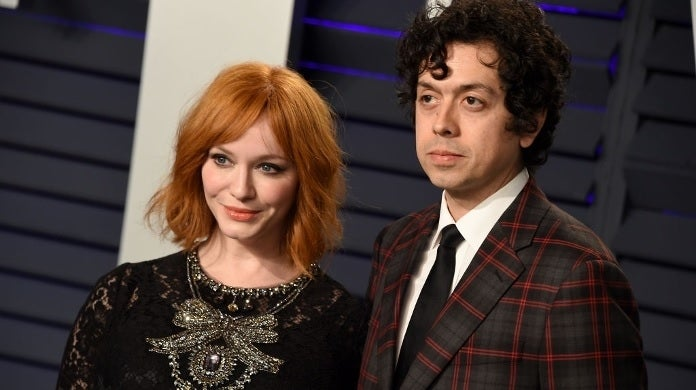 christina hendricks geoffrey arend getty images