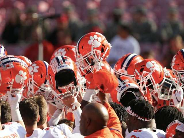 Heated Clemson-Louisville Game Sparks Fight on Field, Andrew Booth Jr. Ejected