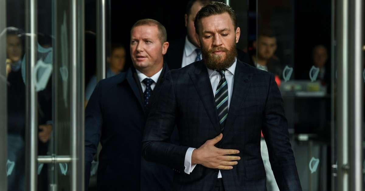Conor McGregor jab Meghan Markle Prince Harry new pic girlfriend Dee Delvin