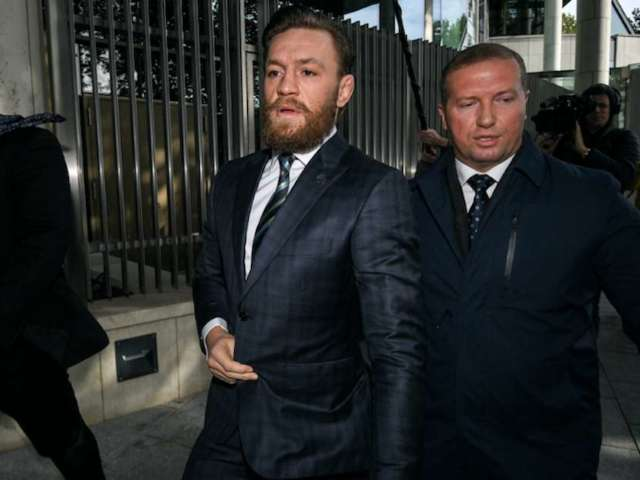 Conor McGregor Accused of Sexually Assaulting Woman Last Week, Under Investigation