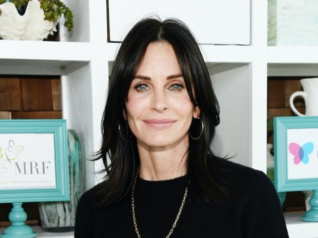 Courteney Cox Stirs Social Media as Fans Notice Her Hand Resting on David Beckham's Leg in Hot Tub