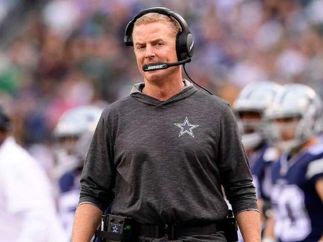 Cowboys' Jason Garrett Expects DE Michael Bennett to Stand for National Anthem