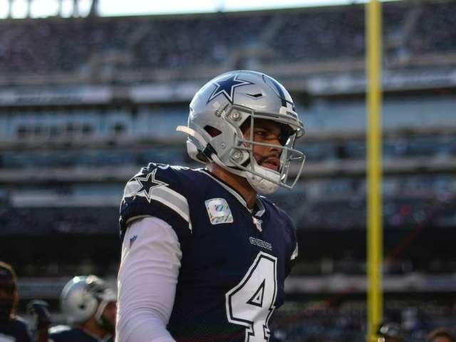 Cowboys Fans Fire Back Following Dak Prescott's 'Clean Slate' Comment