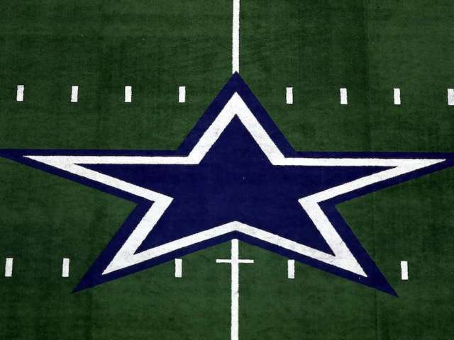 Cowboys Pay Tribute to Late Cardinals Owner William Bidwill Prior to Sunday's Game