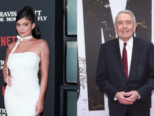 Kylie Jenner's Split From Travis Scott Prompts Solid Response From Legendary News Anchor Dan Rather