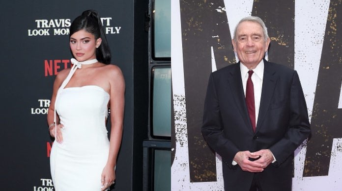 Dan Rather and Kylie Jenner-2
