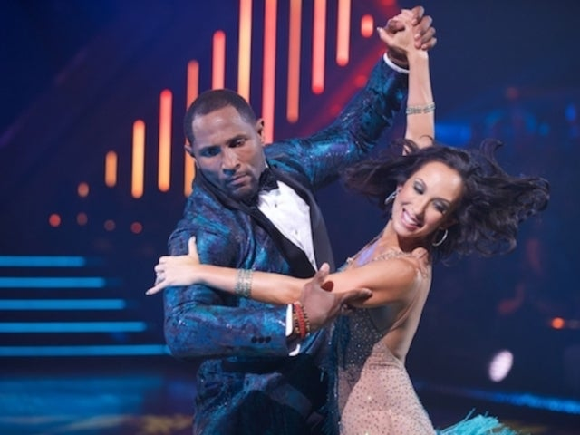 'Dancing With the Stars': Cheryl Burke Speaks out After Partner Ray Lewis Quits Show Due to Injury