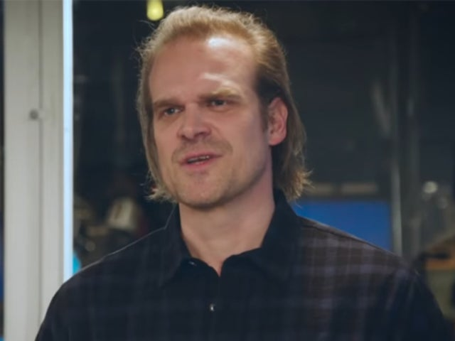 'SNL': 'Stranger Things' Star David Harbour Makes New Enemy in Hilarious Promo