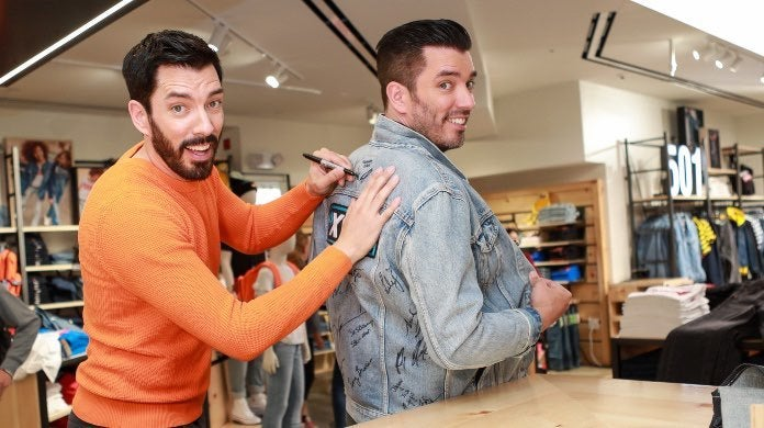 Drew and Jonathan Scott-2