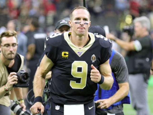 Drew Brees Is 'Proud' of New Orleans Saints' Performance Without Him