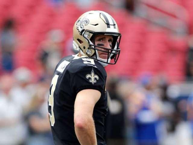 New Orleans Saints QB Drew Brees Looking to Return in Week 8 Against Arizona Cardinals