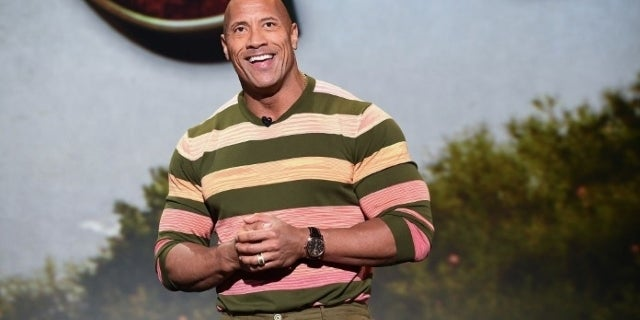 Why Dwayne 'The Rock' Johnson's Fans Won't Stop Talking About His Hand