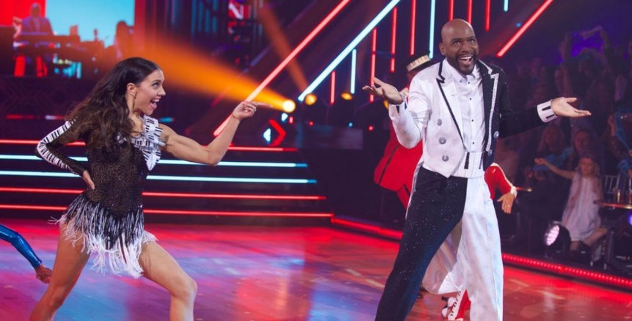 DWTS Jenna Johnson Karamo Brown