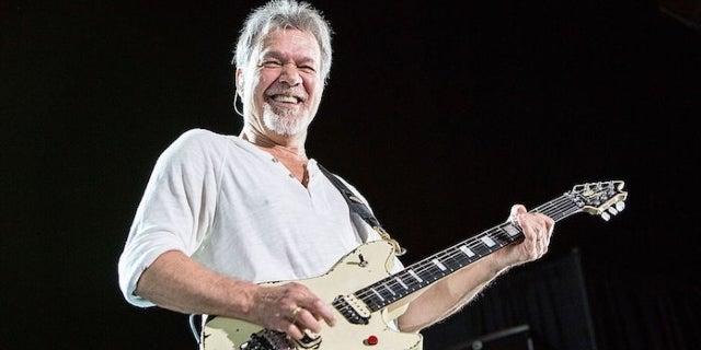 Eddie Van Halen Health Update Revealed After Cancer ...
