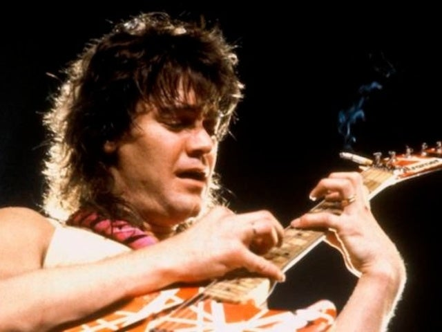 Eddie Van Halen Reportedly Undergoing Throat Cancer Treatment