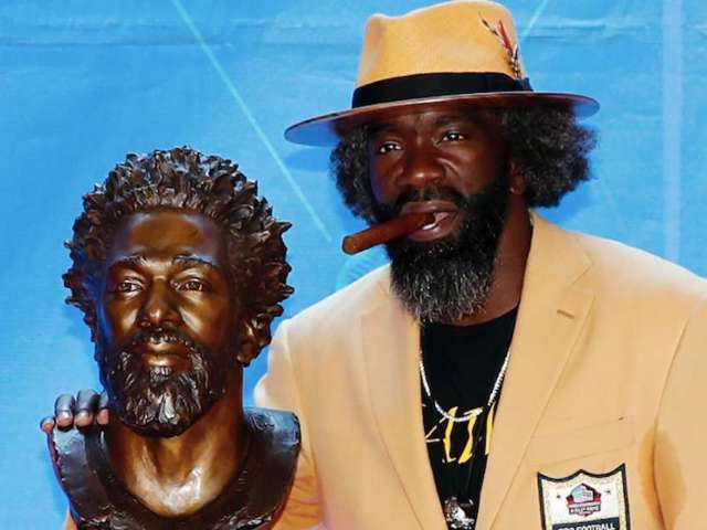 NFL Hall of Famer Ed Reed Says Controversial Raiders LB Vontaze Burfict 'Needs to Be Evaluated' for Behavior