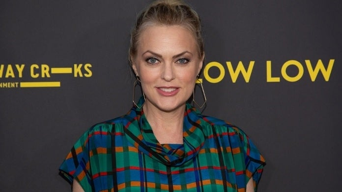 elaine hendrix getty images