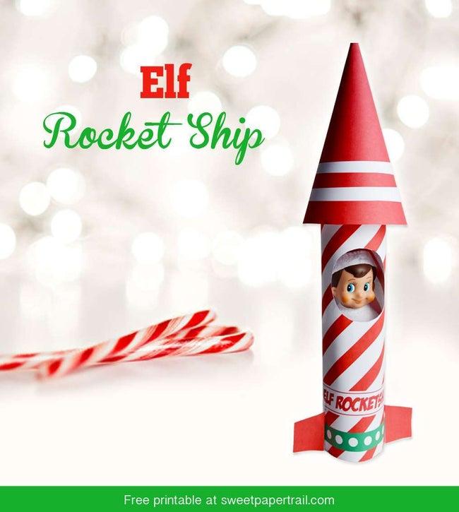 elf-rocket