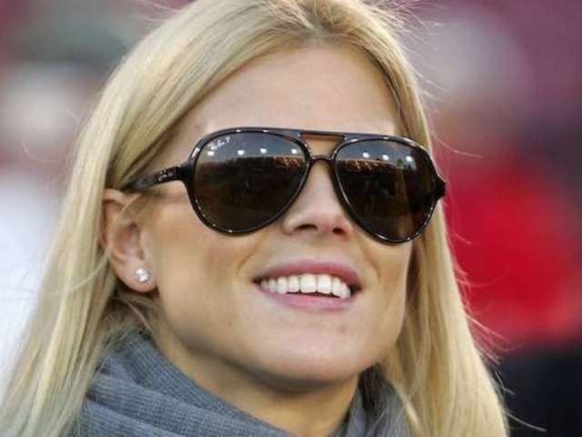 Tiger Woods Ex-Wife Elin Nordegren Steps out With Boyfriend Jordan Cameron After Changing Son's Name