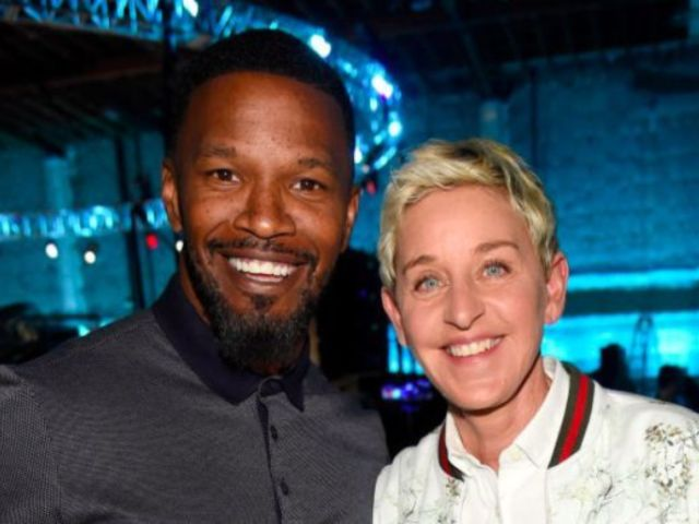 Jamie Foxx Fans 'Disappointed' by His Reaction to Ellen DeGeneres, George W. Bush Controversy