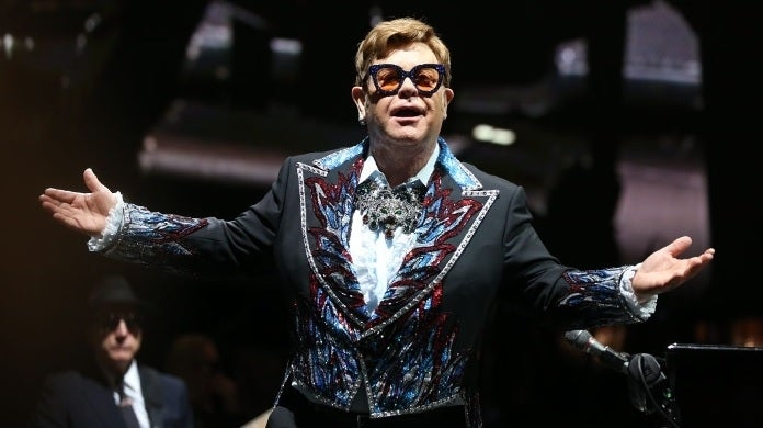 elton john performing getty images