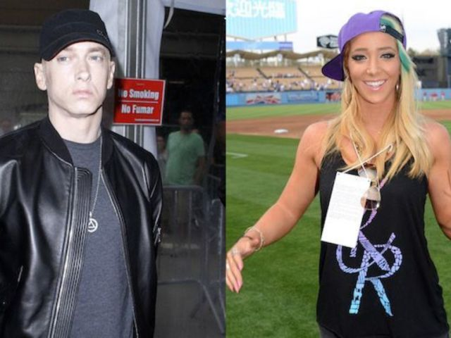 Eminem's Daughter Hailie Jade Mathers Looks Just Like Jenna Marbles