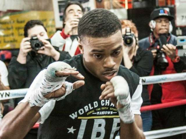 Video of Boxing Champion Errol Spence's Car Accident Released