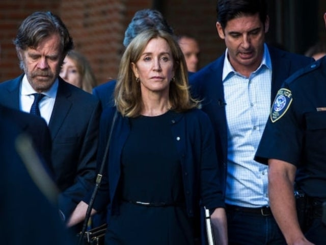 Felicity Huffman Reports to Prison and Twitter Can't Stop Roasting Her Quick Sentence