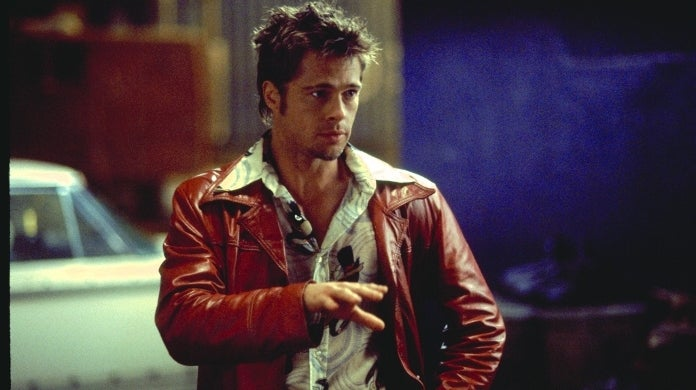 fight club brad pitt fox