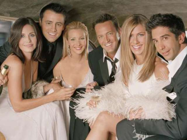 HBO Max Boss Reveals Potential 'Friends' Reunion: 'We're Talking About It'