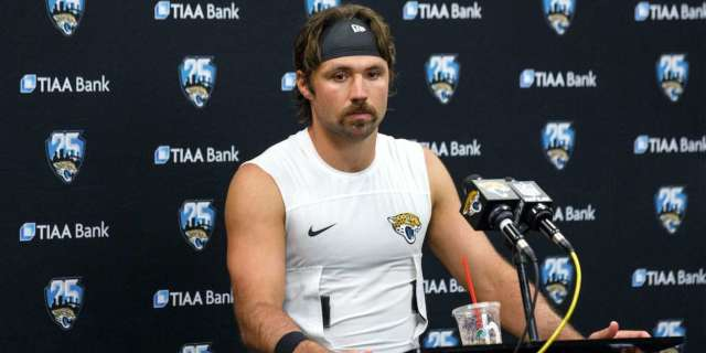Jaguars Gardner Minshew has Proposed the approval of the