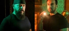 'Ghost Hunters' Stars Daryl Marston and Mustafa Gatollari Preview Major Challenges With 'Suicide Hotel' Episode (Exclusive)