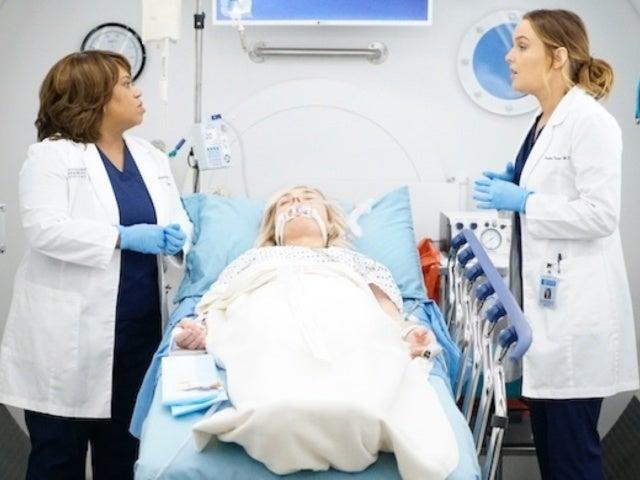 'Grey's Anatomy': How Ben Reacted to Surprise Baby News