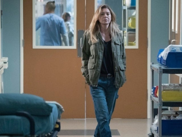 'Grey's Anatomy': Meredith Bonds With 'Shameless' Star in Prison, and Fans Are Loving the Crossover