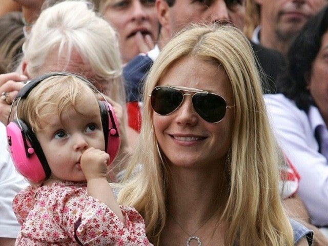 Gwyneth Paltrow Looks Identical to Daughter Apple in Rare Photo Together