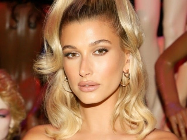 Hailey Baldwin Hits Back at Halloween Critics Over 'Fake Christian' Comments With a Little Help