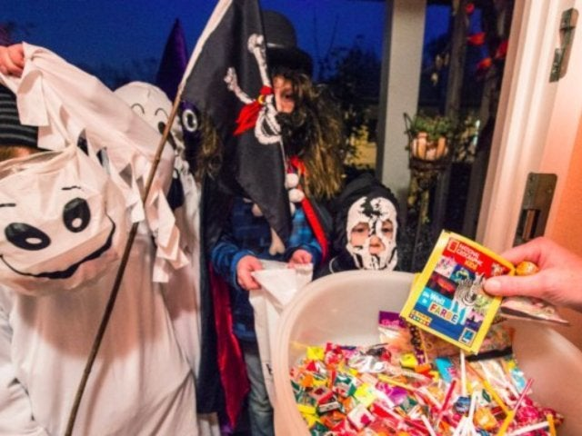 Virginia Town Bans Children 14 and Older From Trick or Treating This Halloween