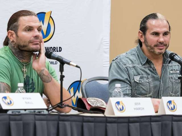 WWE: Inside Jeff Hardy's Messy Legal History